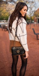 Cute Forward Fall Outfits Ideas To Update Your Wardrobe17