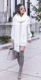 Cute Winter Outfits Ideas To Copy Right Now09