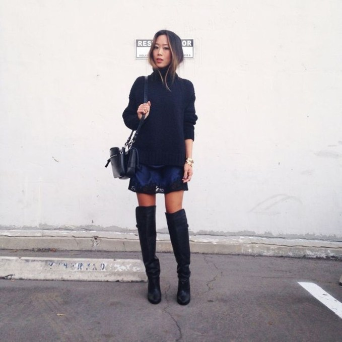 Cute Winter Outfits Ideas To Copy Right Now39