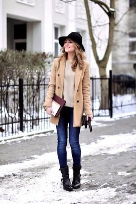 Elegant Fall Outfits Ideas To Inspire You18