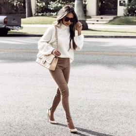 Elegant Fall Outfits Ideas To Inspire You19