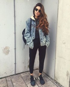 Fabulous And Fashionable School Outfit Ideas For College Girls01