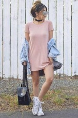 Fabulous And Fashionable School Outfit Ideas For College Girls39