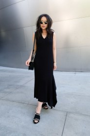 Magnificient Summer Outfit Ideas With Black Flats04