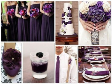 Popular Fall Wedding Color Trends Ideas02
