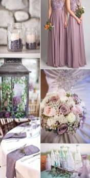 Popular Fall Wedding Color Trends Ideas15