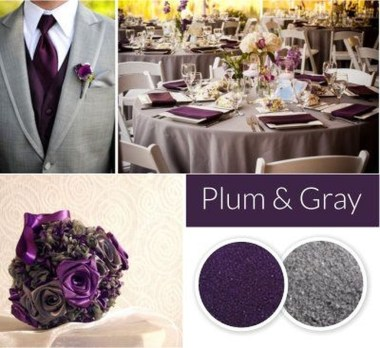 Popular Fall Wedding Color Trends Ideas18