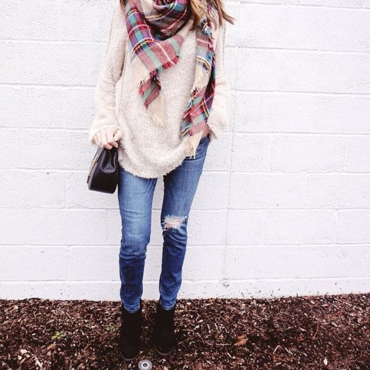 Stunning Fall Outfits Ideas To Update Your Wardrobe38