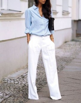 Stunning Work Office Outfit Ideas01