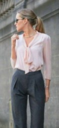 Stunning Work Office Outfit Ideas09
