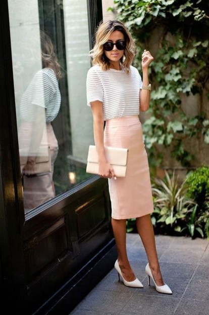 Stunning Work Office Outfit Ideas34