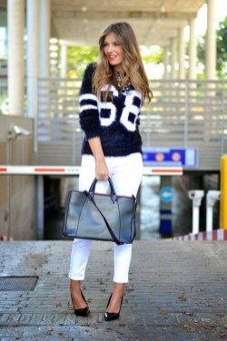 Stylish Fall Outfit Ideas For Daily Occasions25
