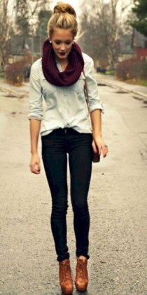 Trendy And Casual Outfits To Wear Everyday12