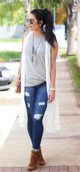 Trendy And Casual Outfits To Wear Everyday29
