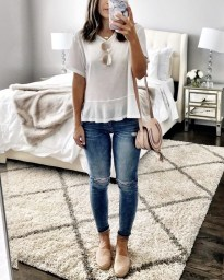 Trendy And Casual Outfits To Wear Everyday35