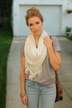 Wonderful Ways Wear Bun Fall Ideas26