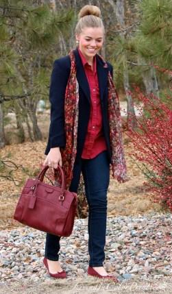Wonderful Ways Wear Bun Fall Ideas27