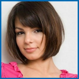 Awesome Haircuts Ideas For Round Face12