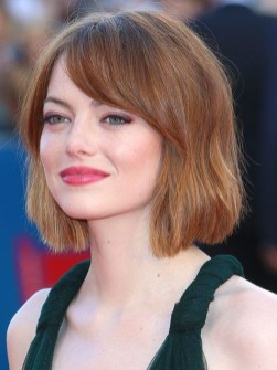 Awesome Haircuts Ideas For Round Face33