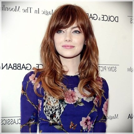Awesome Haircuts Ideas For Round Face38