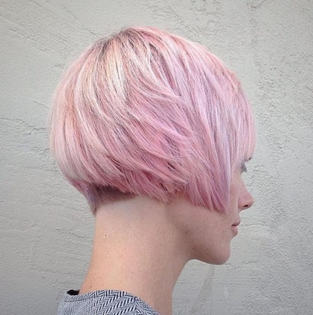 Charming Graduate Bob Haircut Ideas02