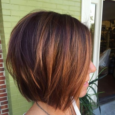 Charming Graduate Bob Haircut Ideas22