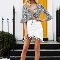 Charming Winter Outfits Ideas High Waisted Shorts30