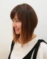 Cute Layered Bob Hairstyles Ideas14
