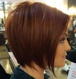 Cute Layered Bob Hairstyles Ideas17