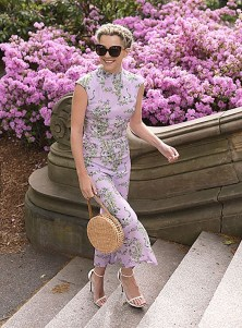 Fabulous Purple Outfit Ideas For Summer29
