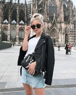 Fancy Winter Outfits Ideas Jean Skirts01