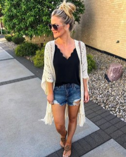 Fascinating Scalloped Clothing Ideas For Summer Outfits13