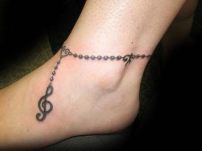 Lovely Foot Tattoo Ideas For Girls16
