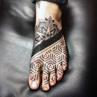 Lovely Foot Tattoo Ideas For Girls24
