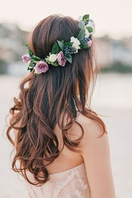 Perfect Wedding Hairstyles Ideas For Long Hair26