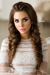 Perfect Wedding Hairstyles Ideas For Long Hair32