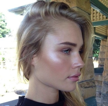 Popular Shimmer Summer Makeup Ideas15