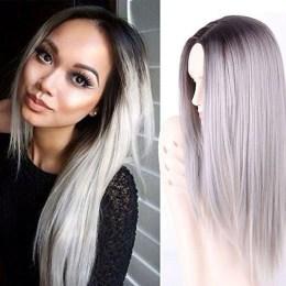 Pretty Grey Hairstyle Ideas For Women26