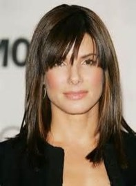 Pretty Hairstyle With Bangs Ideas13