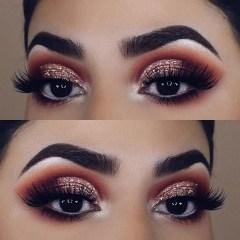 Stunning Shimmer Eye Makeup Ideas 201801