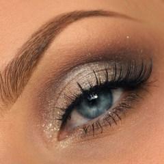 Stunning Shimmer Eye Makeup Ideas 201804