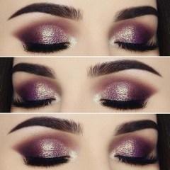 Stunning Shimmer Eye Makeup Ideas 201805