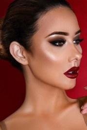 Stunning Shimmer Eye Makeup Ideas 201814