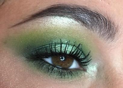 Stunning Shimmer Eye Makeup Ideas 201830