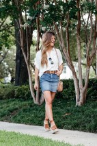 Stunning Spring Outfit Ideas With Wedges08
