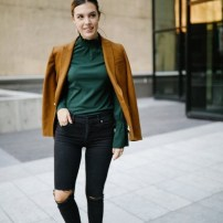 Stylish Winter Outfits Ideas Work 201801
