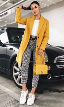 Stylish Winter Outfits Ideas Work 201807