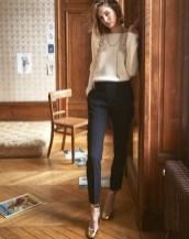 Stylish Winter Outfits Ideas Work 201811