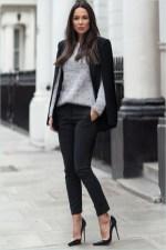 Stylish Winter Outfits Ideas Work 201817