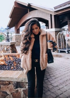 Stylish Winter Outfits Ideas Work 201829